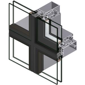 sch co fw 50 sg alum nium f gg nyfal rendszer. Black Bedroom Furniture Sets. Home Design Ideas